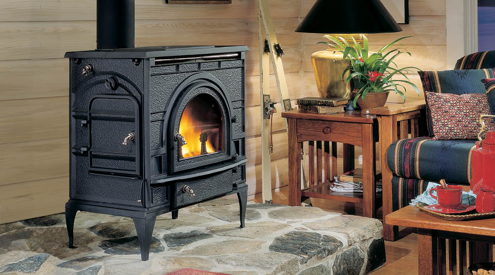 how to keep soot off fireplace glass